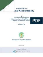 Handbook on Financial Accountability