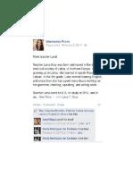 Internexus Social Media Post
