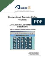 Análisis de La Forma y la dimensiónTomo2