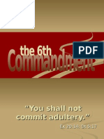 6th Commandment