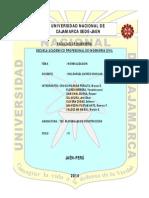 Norma Tecnica Peruana de Albañileria