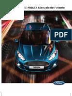 Manuale ford Fiesta