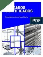 Accesorios Andamios Certificados