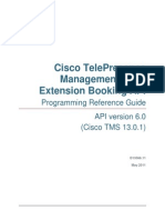 Cisco Tmsba API Guide 13-0-1
