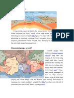 Gempa Geologi