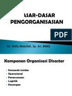 Dasar Dasar Pengorganisasian