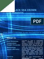 Black Sea Crown Logistic Prezentare