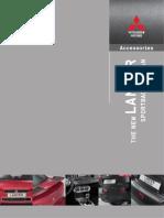 Mitsubishi Lancer Sport Manual
