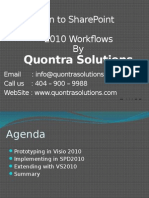 Sharepoint Designer Workflow by QuontraSolutions