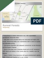 Runwal FORESTS 5 - Runwal Forests Cheating