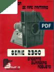 Manual 2300 Ventiladores