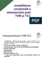 Neuroreabilitarea În Osteporoza Post-traumatică VM,CC