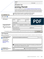 Port Phillip City of Application for a Planning Permit PDF
