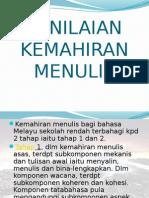 TAJUK 15 PENILAIAN KEMAHIRAN MENULIS.pptx