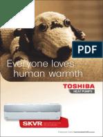 Toshiba SKVR Brochure