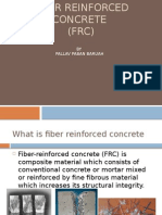 Fiber Reinforced Concrete KNOWLEDGE AREA PPT