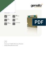 Gemalto Datasheet MC55i Web