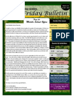Parent Bulletin Issue 25 SY1415