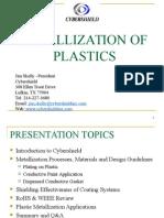 Metallization of Plastics 2Q10