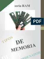La Memoria RAM PW