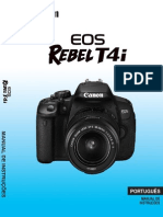 Manual EOS Rebel T4i