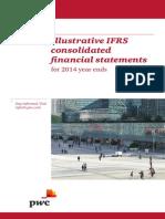 Estados Financieros Ilustrativos 2014