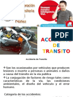Accidente de Transito Lisardo