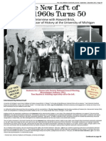 New Left Turns 50 - Crazy Wisdom Community Journal