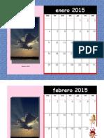 Calendario 2015  Maria Isabel 9a