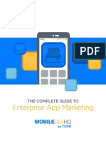 The Complete Guide to Enterprise App Marketing