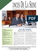 Edition Du Lundi 17 Fevrier 2014