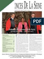 Edition Du Lundi 18 Fevrier 2013