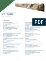 Agenda de Formação APCER