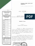 LEY 20256 ESTABLECE NORMAS SOBRE PESCA RECREATIVA