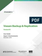 Veeam Backup 8 Userguide Hv
