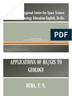 Applications of RS_GIS to Geology [Compatibility Mode]