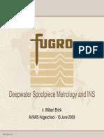 Presentatie Fugro Survey