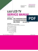 LG 26LV255