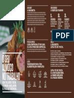 A Marmita Brochura Institucional