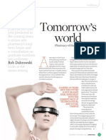 Tomorrow World - Pharmacy of the Future