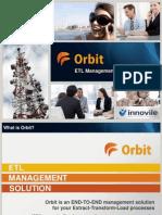 ORBIT GSM-UMTS-LTE ETL Program