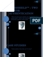 AuthShield - Two Factor Authentication