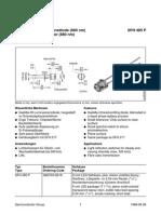 LED SFH485P Datasheet