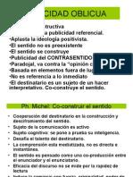 PUBLICIDAD OBLICUA