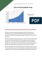 report three pharma