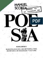 Poesía Manuel Scorsa.