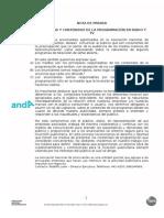 PUBLICIDAD Y CONTENIDOS DE LA PROGRAMACIÓN EN RADIO Y TV