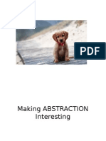 abstract examples