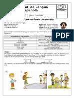 43960 Los Pronombres Personales