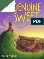 Genuine Sweet (Excerpt)